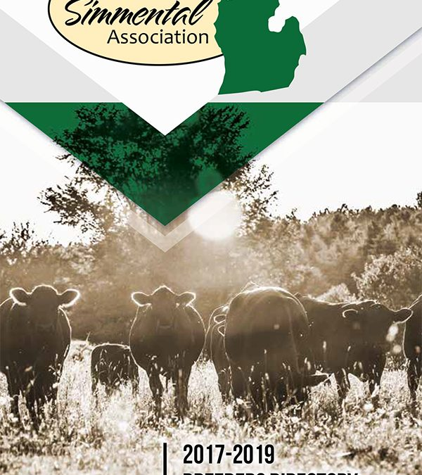 2017-2019 Michigan Simmental Breeder's Directory