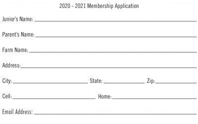Join the Michigan Junior Simmental Association